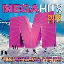 Megahits-2006-Die-Erste-de-Various-CD-etat-bon