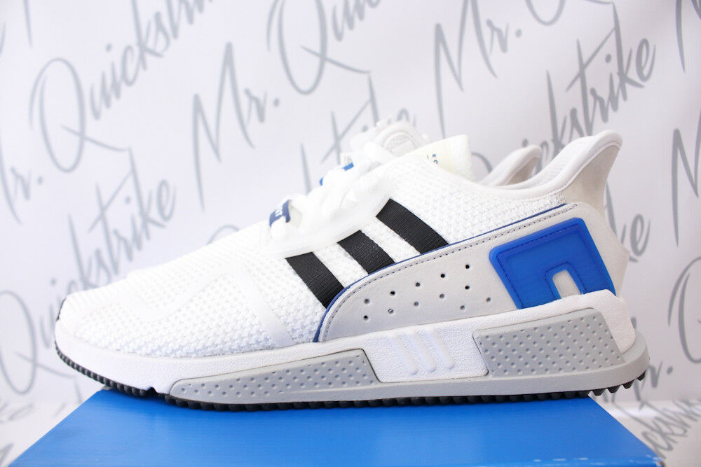 1cceceb0145d1 ADIDAS ORIGINALS EQT CUSHION ADV SZ 8 RUNNING WHITE BLACK ROYAL CQ2379