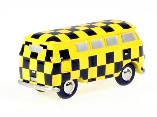 "Schuco Piccolo VW T1 Bus /""Follow me/"" # 50131007"