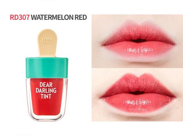etude house dear darling water gel tint rd307 watermelon red ebay