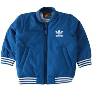 Infant Children Basketball Jacket Originals Adidas Winter Coat Kids wHIx5W