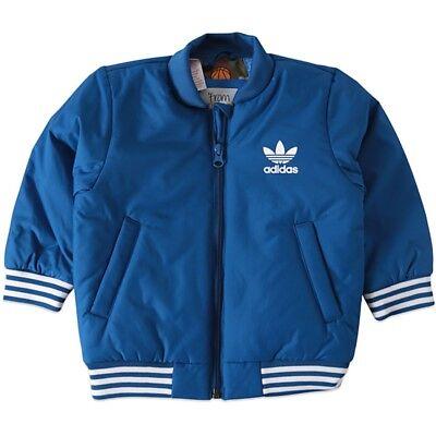 Adidas Originals Infant Basketball Jacket Children Kids Winter Coat AJ0227 | eBay