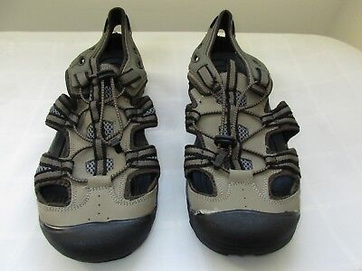 Men/'s Outland Solstice II River Sandals S6027MEX Brown Combo 40CD pc New