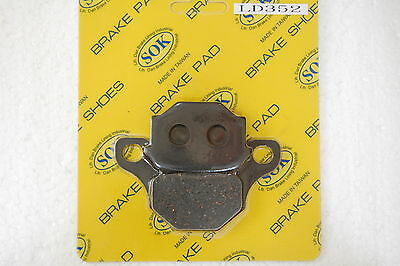 09-10 GN125 GN125H FRONT BRAKE PADS fit SUZUKI GN 125