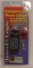 Travel Logic Emergency Cell Phone Charger #24036/Nokia, BRAND NEW SEALED