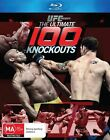 UFC - The Ultimate 100 Knockouts (Blu-ray, 2014)