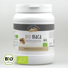 Bio Maca Premium Pulver Powerwurzel original aus Peru 1 kg Dose