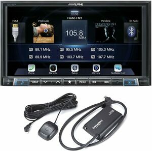 Brand New ALPINE ILX-207SXM Android/Apple Car Play With SXV300 Sirius XM Tuner
