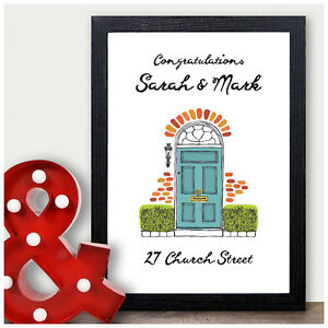 PERSONALISED-New-Home-House-Warming-Gifts-Congratulations-in-New-Home-Prints