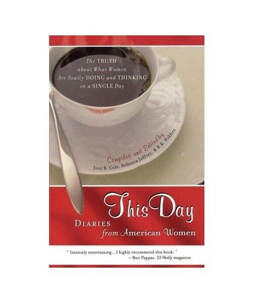 "Reb Compiled and Edited by Joni B. Cole ""This Day"""