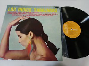 "Los indios Tabajaras LP Vinyl vinyl 12 "" Spanisch Ed VG/VG 1967 Rca - 3T"