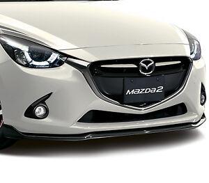 Genuine-Mazda-2-2014-on-Front-Air-Dam-Skirt-QDJE50AH0APZ