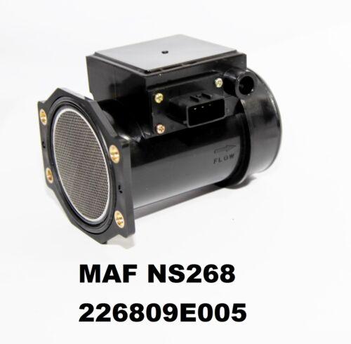 Mass Air Flow Sensor fit 1994//02-1998 Nissan 240SX//98-01 Altima 22680-9E005