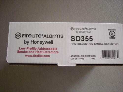 """FIRE LITE SD355   /""""NEW/"""""""