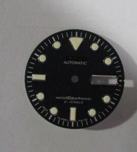 Details about = Dial & Hands Set New made for SEIKO Diver 7s26-0050  Automatic