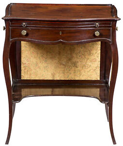 Swc ladies writing desk chippendale or contemporary for New england style desk