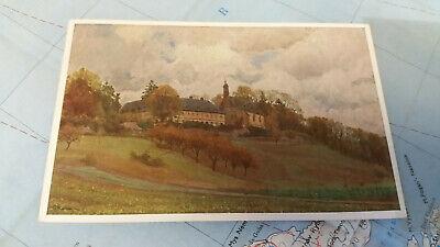 Heidelberg Stift Neuburg Friedrich Kallmorgen Ak Postkarte 12123 Elegant Und Anmutig Baden-württemberg