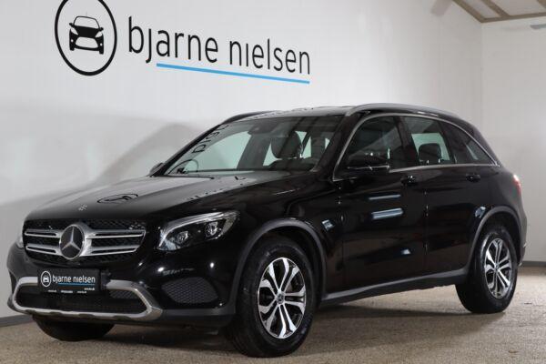 Mercedes GLC350 d 3,0 aut. 4-M billede 0
