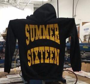 633693491a6b DRAKE SUMMER SIXTEEN TOUR REVENGE LONG SLEEVE HOODIE SWEATSHIRT TOPS ...