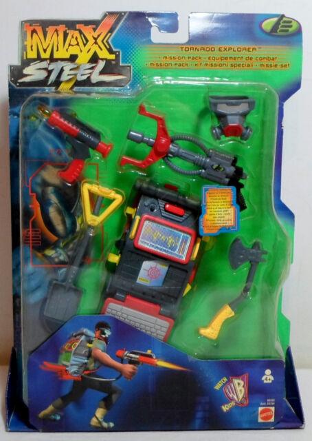 max steel 2000 toys