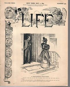 1894-Life-May-3-Doctor-and-snare-drum-player-Mark-Twain-sits-around-4-in-hand