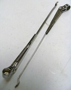 1948 1949 1950 1951 1952 ford pickup truck stainless wiper arms pair image is loading 1948 1949 1950 1951 1952 ford pickup truck publicscrutiny