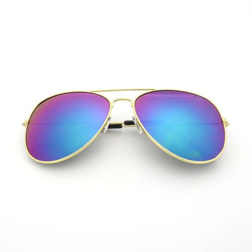 Retro Unisex Fashion Sunglasses UV400 Lens Women Men Ladies Classic Eye Shades