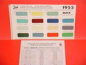 1954//1955//1956 OLDSMOBILE 88 SPEC SHEET//Brochure:SUPER