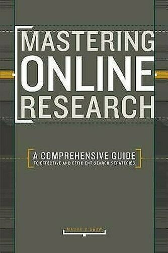 Mastering Online Research: A Comprehensive Guide To Effektive Und Effizient Sea