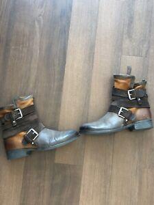 Boots Top Getragen Mjus 38 Gr 1x Stiefel XZ0k8NOPnw
