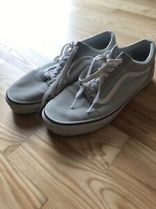 Vans Trainers Uk 8 Shoes Ebay