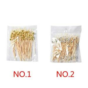 100Pcs-Disposable-Bamboo-Skewers-Grill-Wood-Sticks-Outdoor-Kitchen-Barbecue-Tool