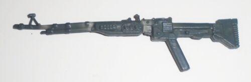 GI Joe 1987  Battle Gear Accessory Pack #5   XM60E3 Machine Gun 1986 Iceberg