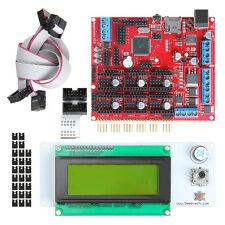Newest Megatronics V2.0 Atmega2560-16AU Board LCD 2004 Controller For 3D Printer