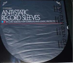 NAGAOKA-NO-102-ANTI-STATIC-LP-RECORD-SLEEVES-PACK-OF-50-SLEEVES