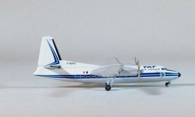 1/400 Aeroclassics TAT European Airlines F.27-200