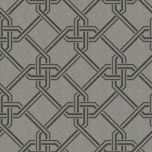 Metallique-Gunmetal-Gianni-Geometrique-Feuille-Papier-Peint-par-Arthouse-903107