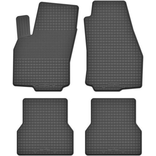 Gummimatten Fußmatten 1.5 cm Rand ab 2008 ein Set 4-teile ALFA ROMEO MiTo