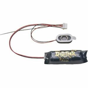 Digitrax PX112-6 Power Xtender For N 6 Pin Sound Decoders