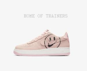 1 tamaños Lv8 deporte Force para White Todos Black Air niños los Zapatillas niños Pink Foam de 2 niñas Nike XwxCCY