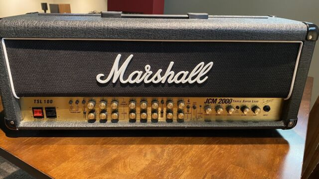 Marshall JCM800 2203 Vintage Series 100 watt Guitar Amp - Lightly Used!