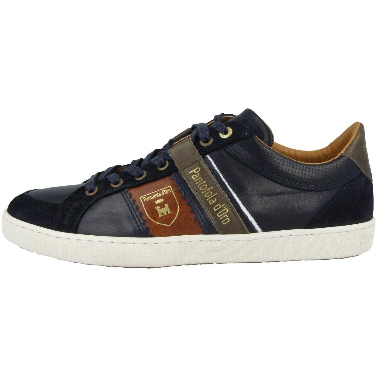 Pantofola D oro Savio Uomo Low Pesaro Piceno Scarpe scarpe da ginnastica blus 10191040.2