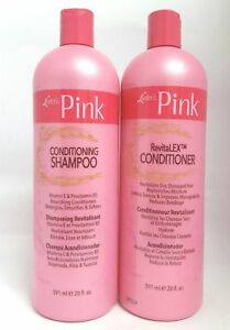 b949029ae36f0 Details about Luster's Pink Conditioning Shampoo & RevitaLEX Conditioner  591 ml/20 fl oz