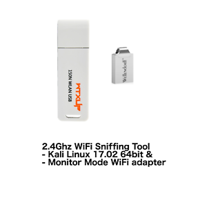 Kali Linux Monitor Mode Wifi Adapter