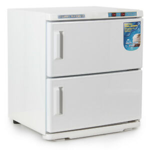 32L 2 in1 Hot Towel Warmer UV Sterilizer Cabinet Mage Beauty ... Towel Cabinets For Salon on