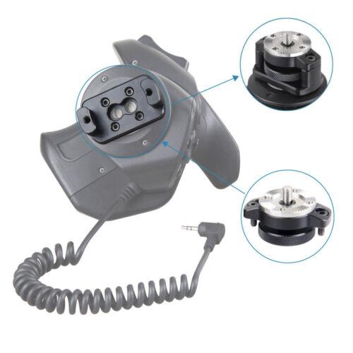 Conector del adaptador de roseta SmallRig empuñadura para Sony PXW-FS7 FS7II 1887