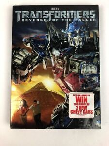 Transformers-Revenge-of-the-Fallen-Single-Disc-Edition-Fast-Free-Shipping-1st