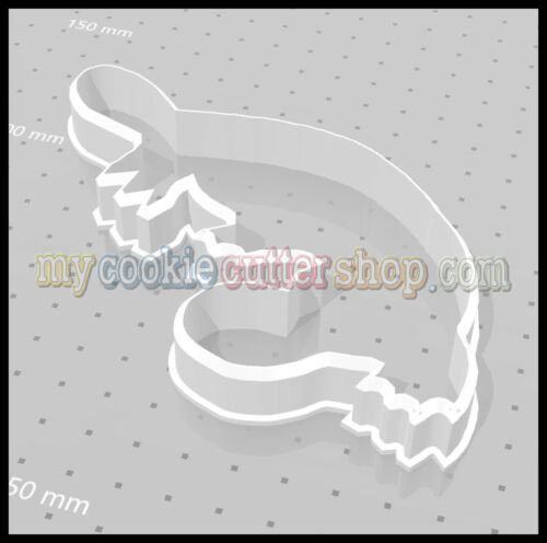 PLATYPUS COOKIE CUTTER 13cm wide x 5cm high