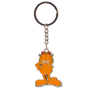 Garfield Key Ring Brand new official licensed merchandise