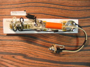 s l300 wiring harness for telecaster 4 way mod cts, 047uf orange drop Baja Tele Wiring at panicattacktreatment.co